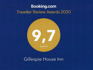 Booking.com - Traveller Review Award